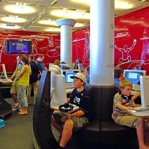 Интернет-кафе Катав-Ивановска