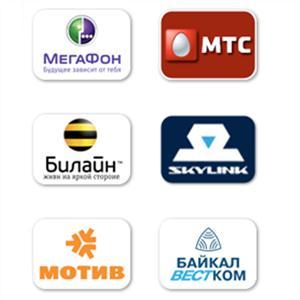 Операторы сотовой связи Катав-Ивановска