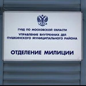Отделения полиции Катав-Ивановска