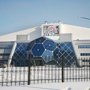 Спортивные комплексы Катав-Ивановска