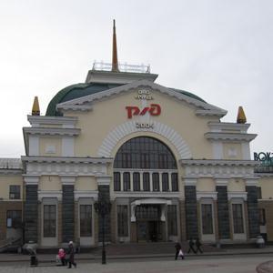 Железнодорожные вокзалы Катав-Ивановска